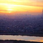 【残像日録】富士とスカイツリーとそれを撮るひとびと